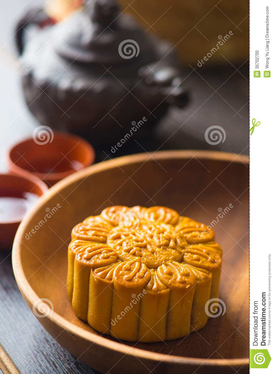 Chinese Food For Moon Festival