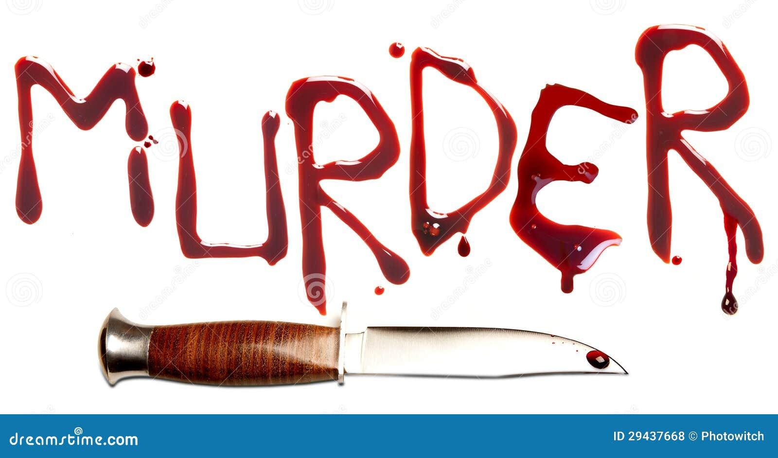 Moord en dolk