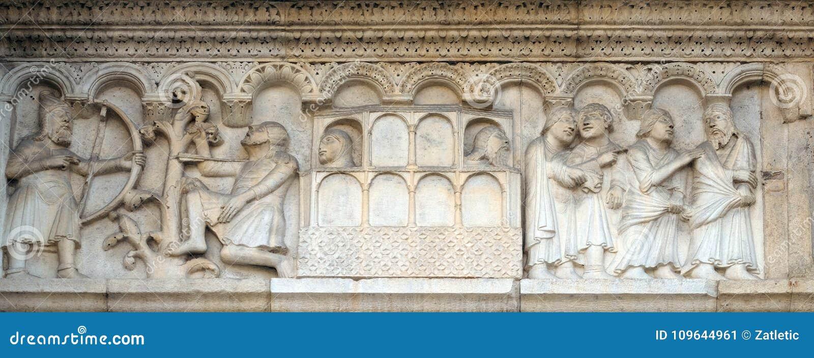 Moord van Cain en de Bak van Noah