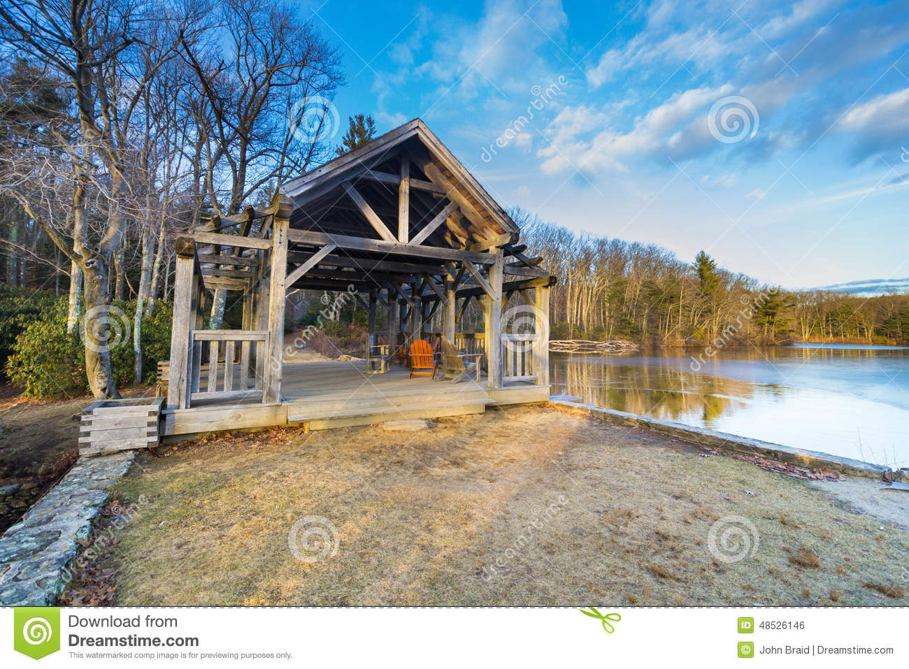 Moore State Park Stock Photo Image 48526146