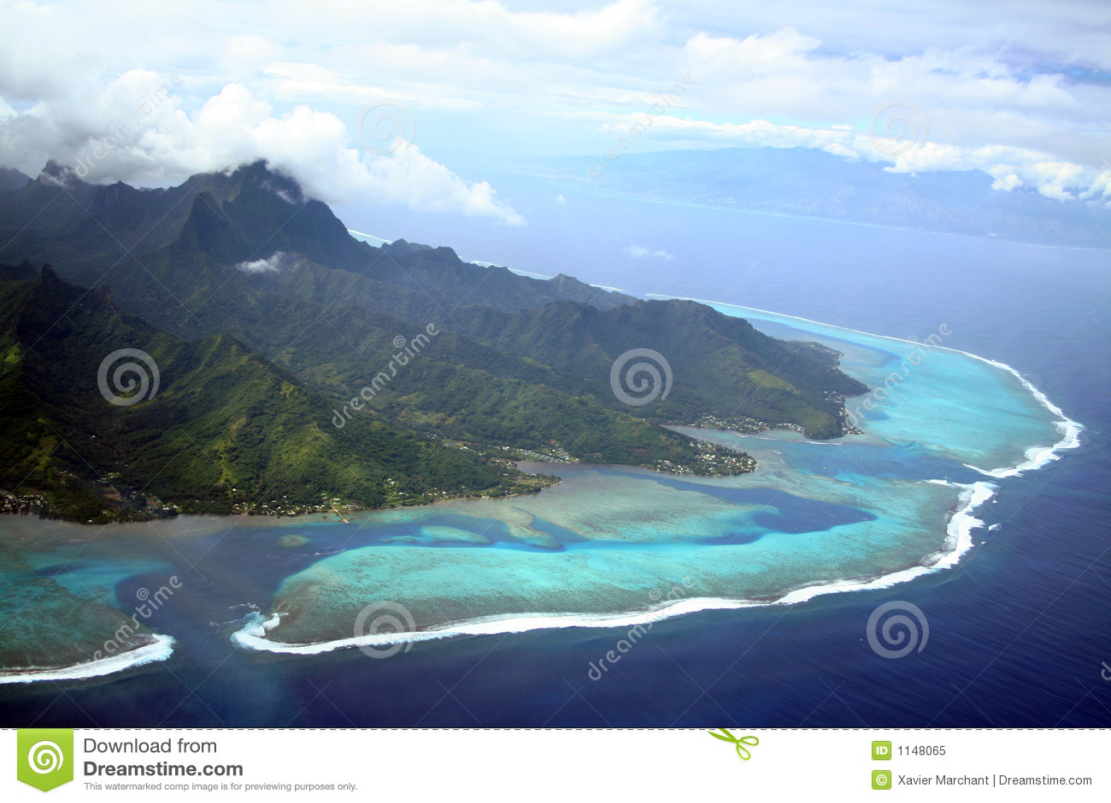 Moorea острова