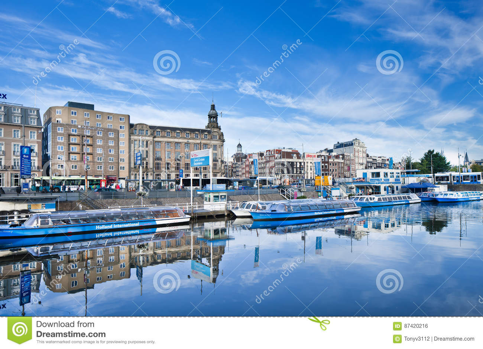 Blue Mansion Hotel Amsterdam