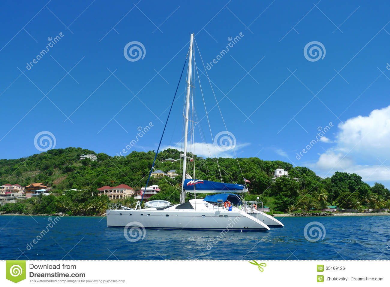 Bareboat Charter In British Virgin Islands
