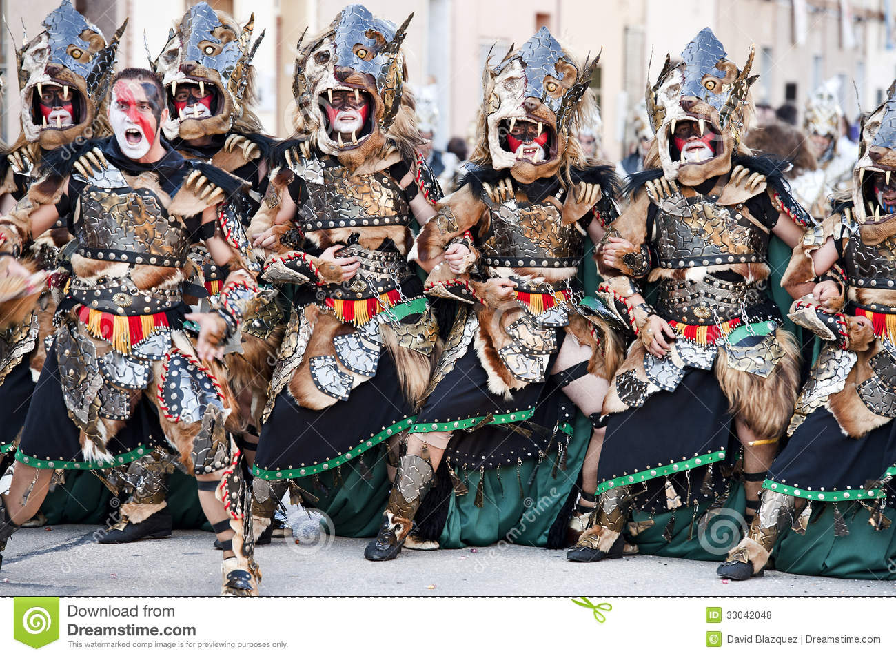 Moors And Christian Festival Editorial Stock Photo - Image ...