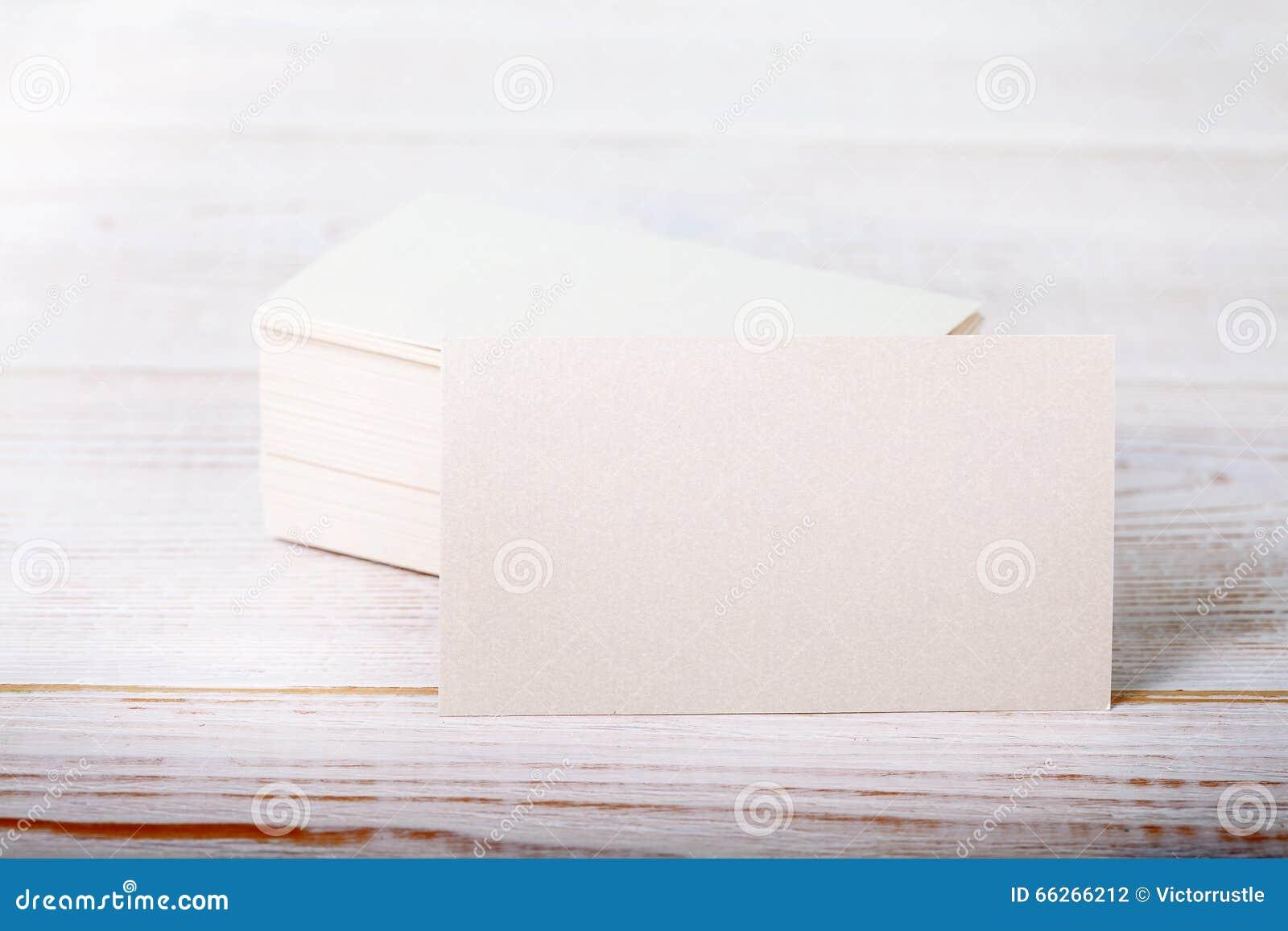 Download Moquerie Blanche Paisse De Carte Visite Professionnelle Papier Coton Sur