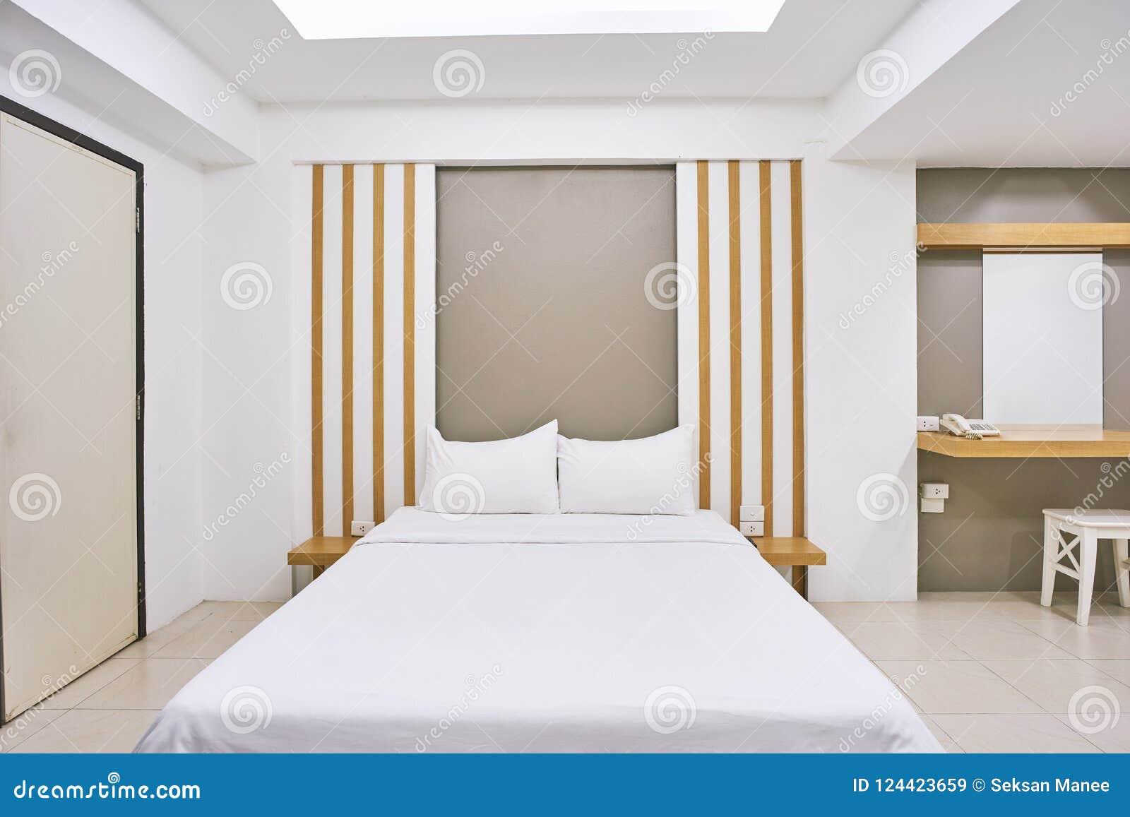 Moquerie De Décoration Intérieure De Chambre à Coucher Pour L ...