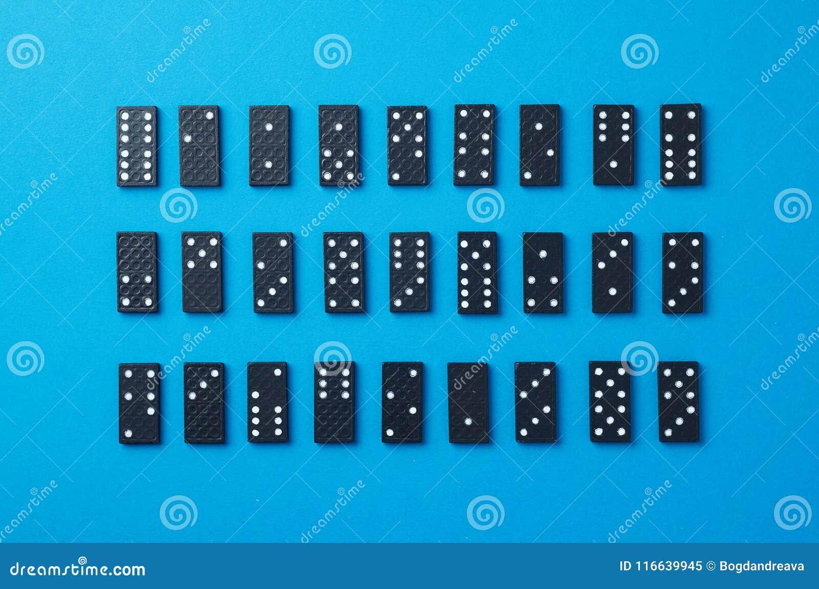 Morceaux de domino