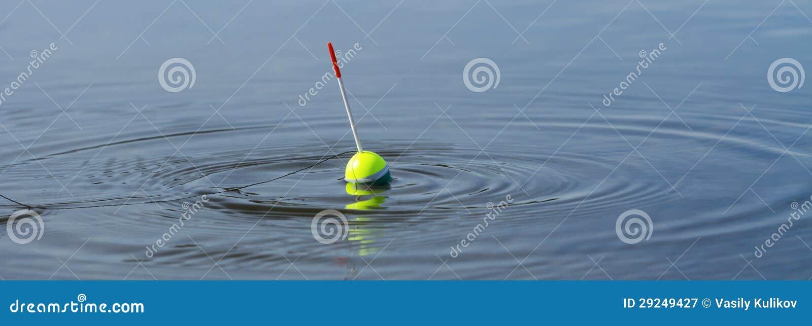 Download Mordida dos peixes imagem de stock. Imagem de flutuador - 29249427