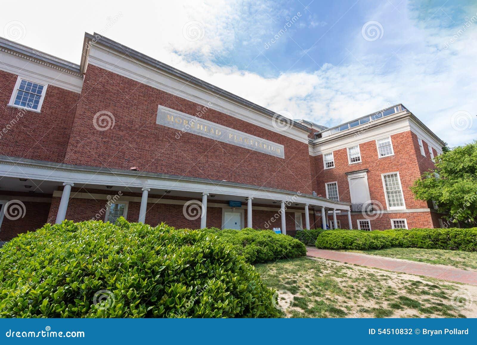 Morehead Planetarium At UNC-Chapel Hill Editorial
