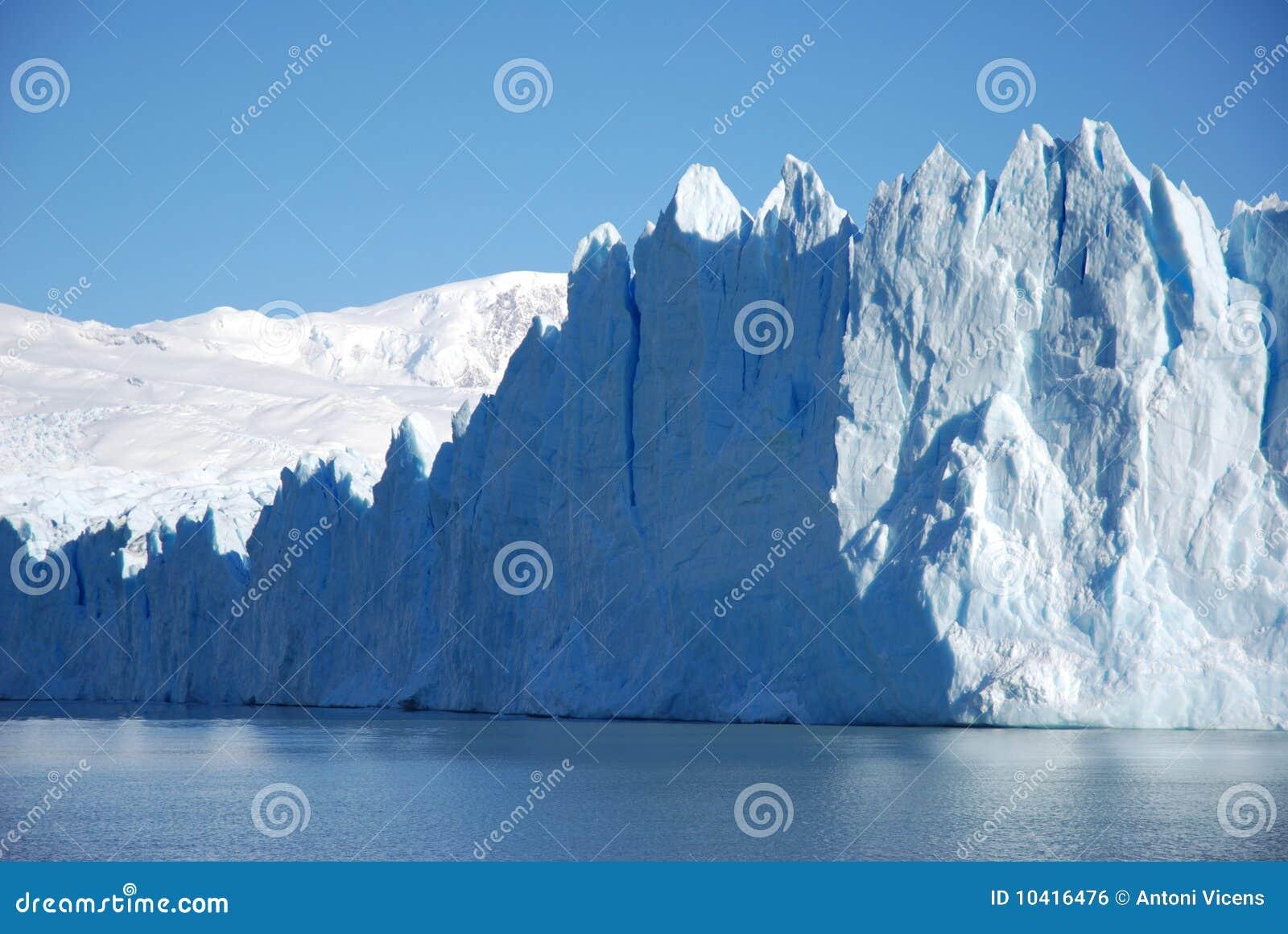 Moreno frontowy lodowy perito