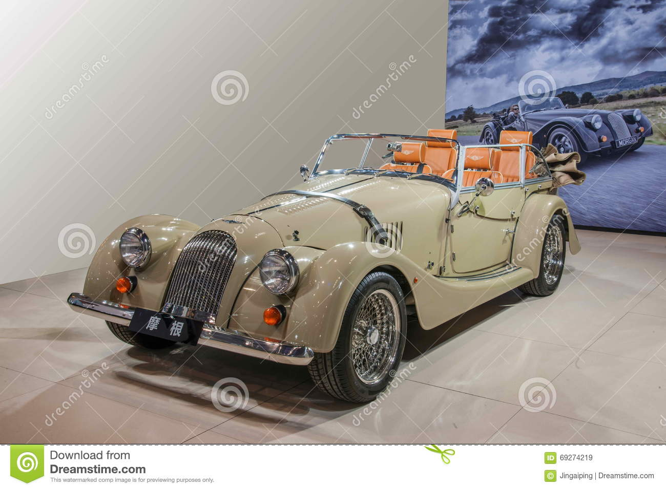 Morgan classic cars editorial stock image. Image of cars - 69274219