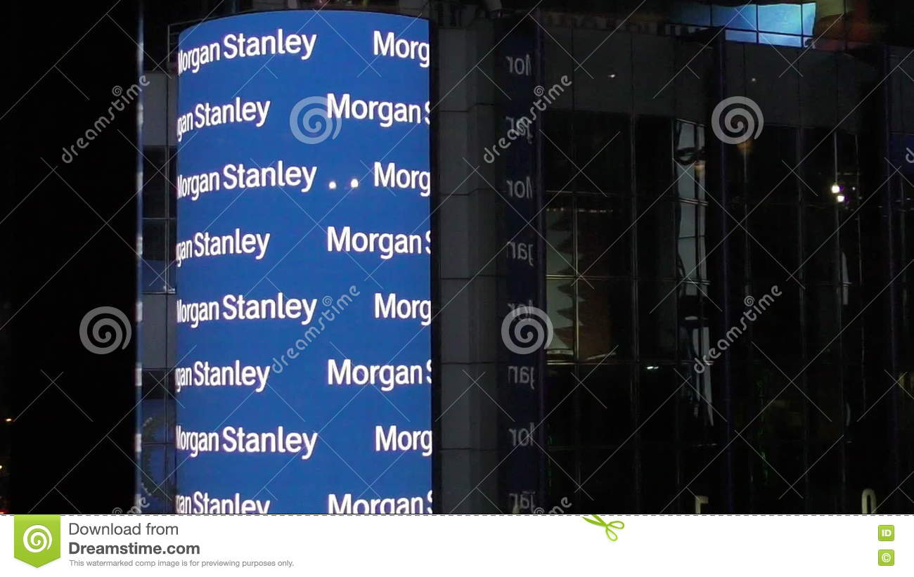 Morgan Stanley New York Offices