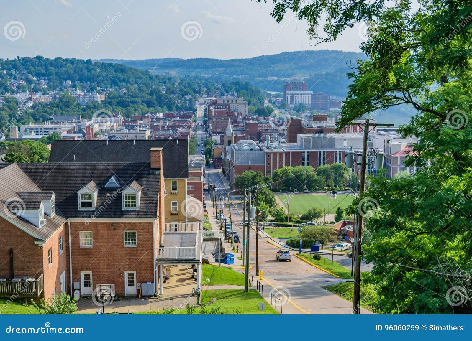 Morgantown du centre