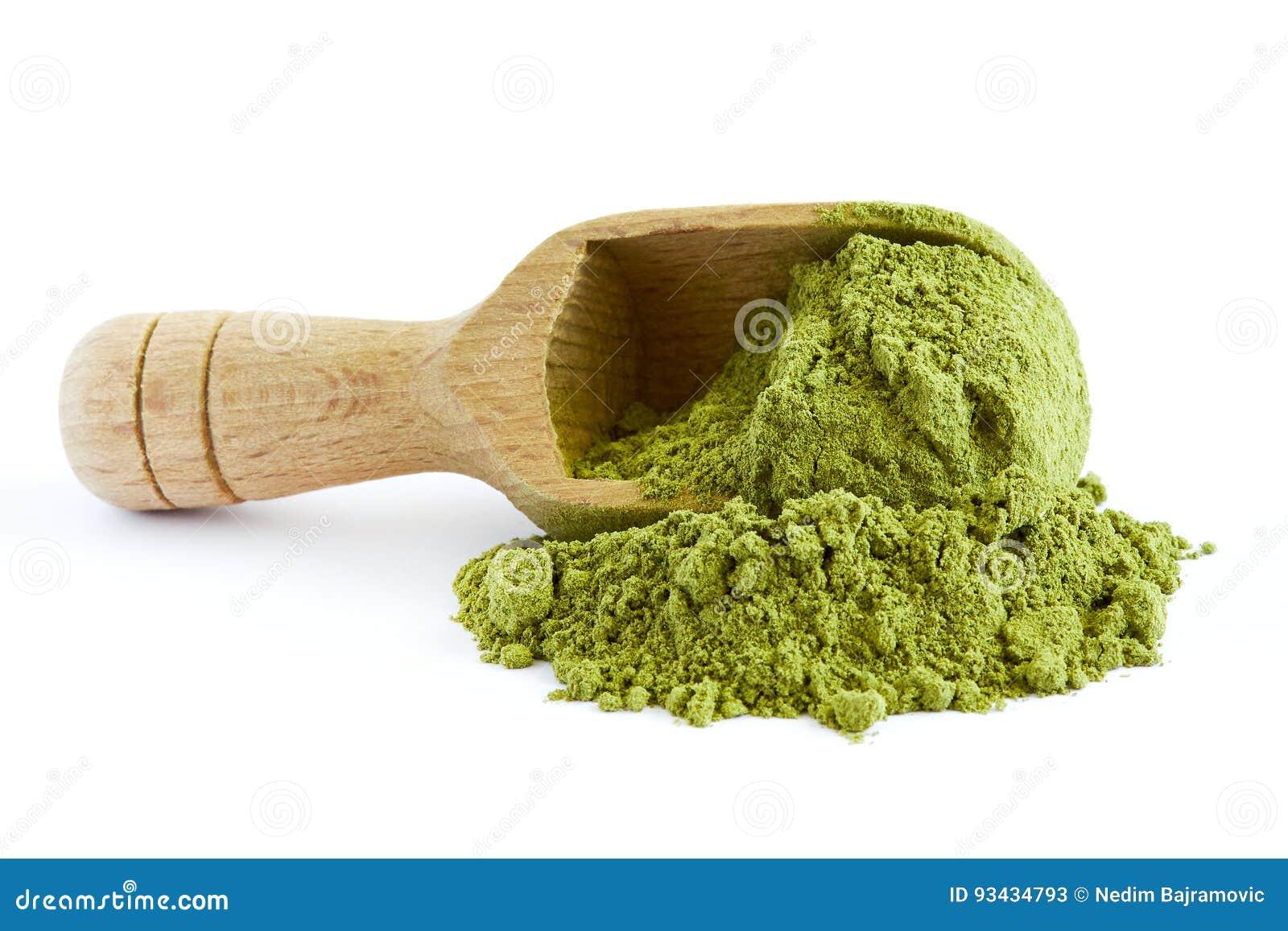 Moringa oleifera proszek