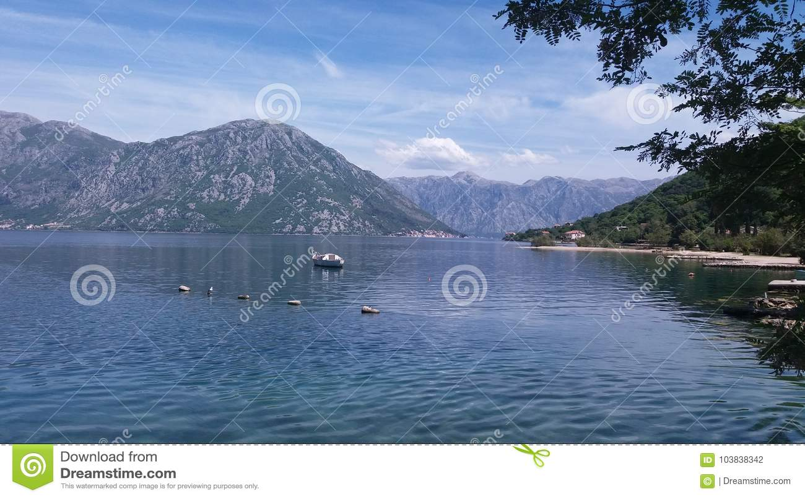 Morinj, Μαυροβούνιο