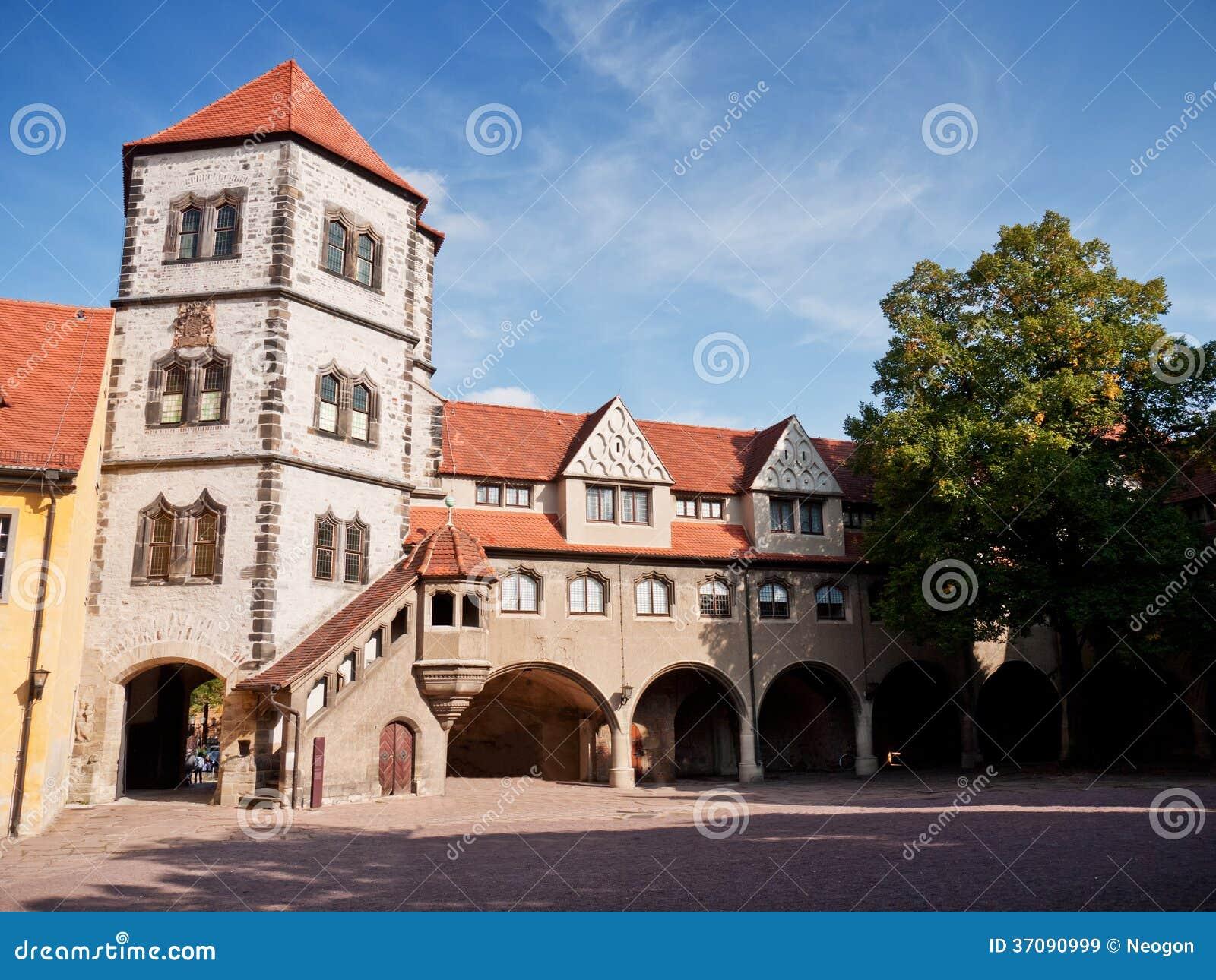 Download Moritzburg, Halle, Niemcy obraz stock. Obraz złożonej z interes - 37090999