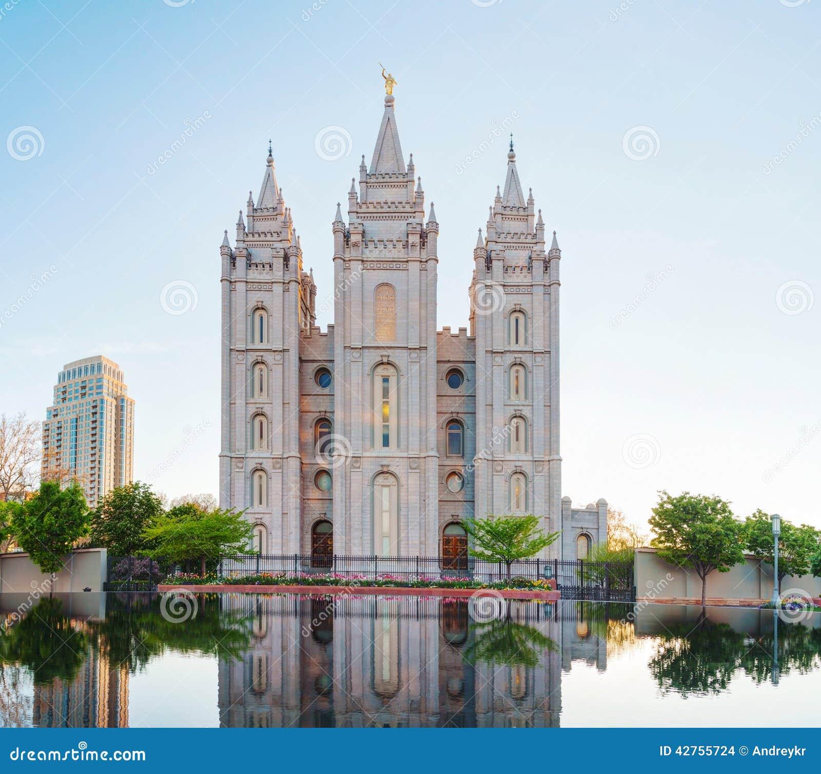 Salt Lake City Mormonen