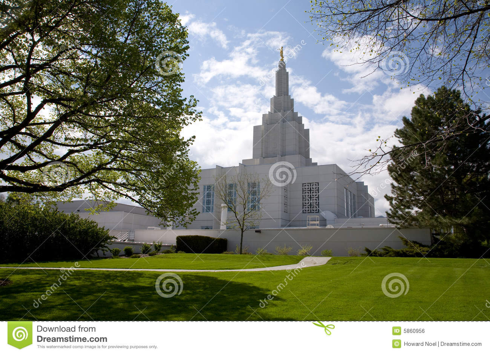 Mormoonse Tempel
