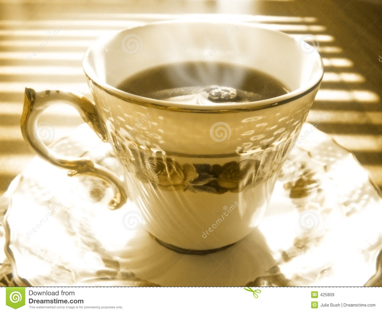 Morning Brew Royalty Free Stock Images - Image: 425809