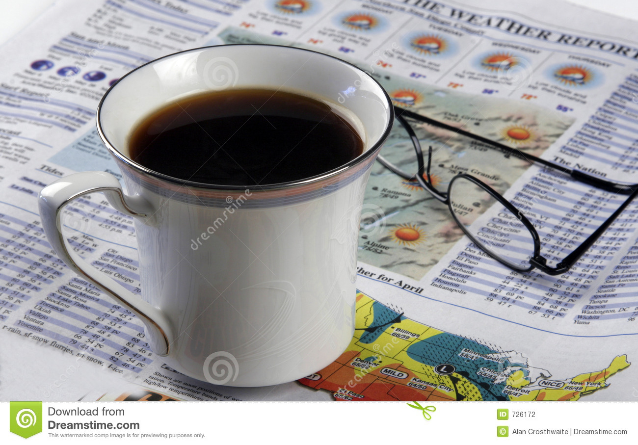 ... and a morning news...