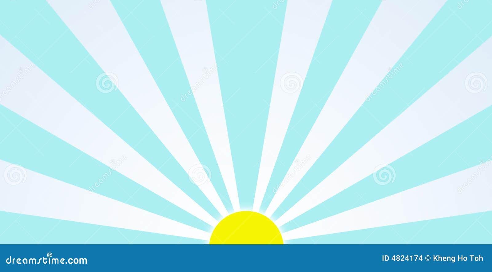 Clip Art Morning Light