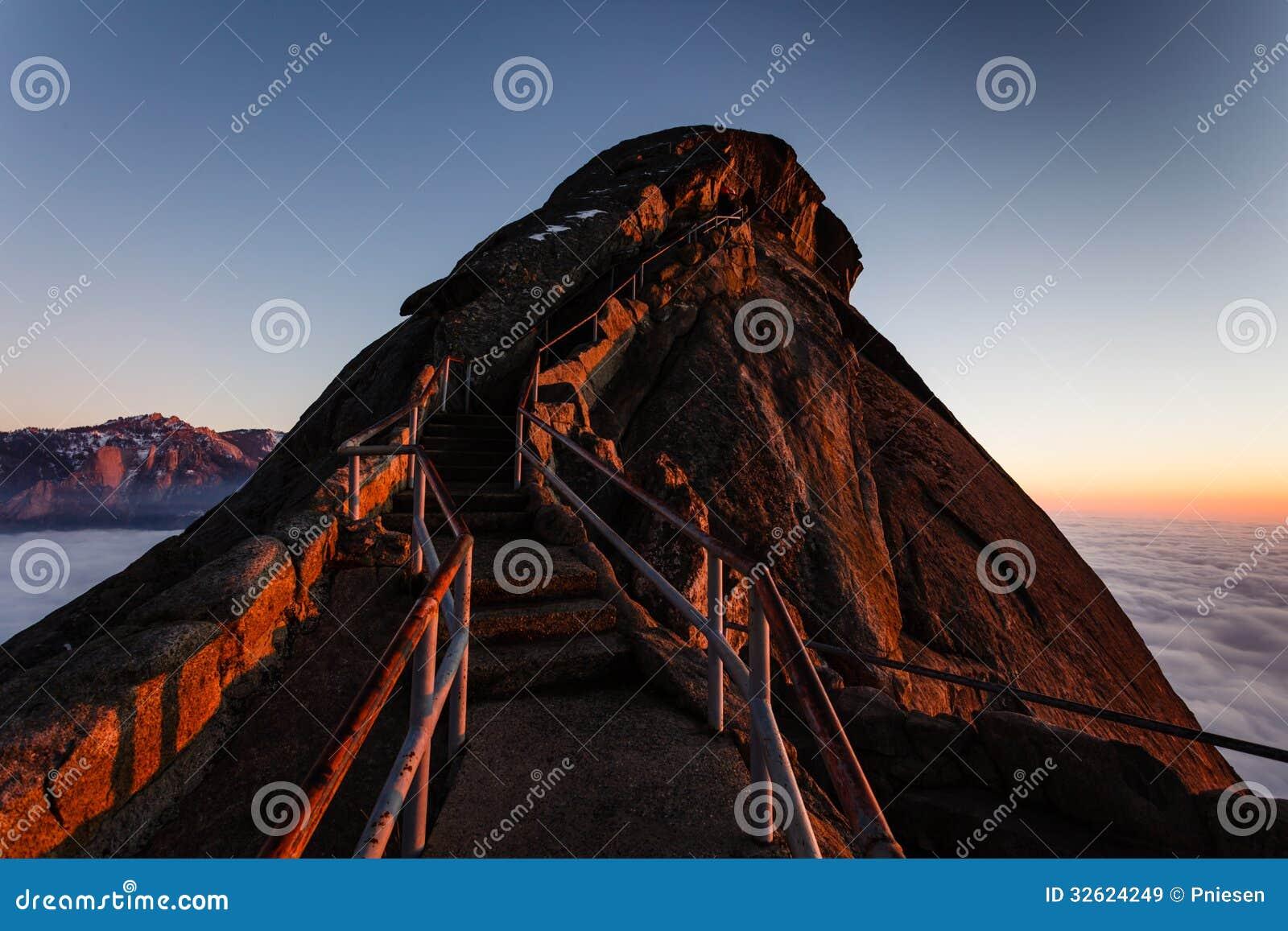 Moro Rock Staircase III