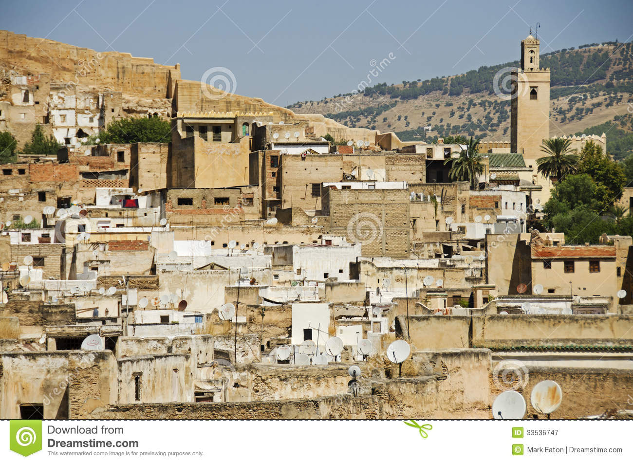 Moroccan City of Fes