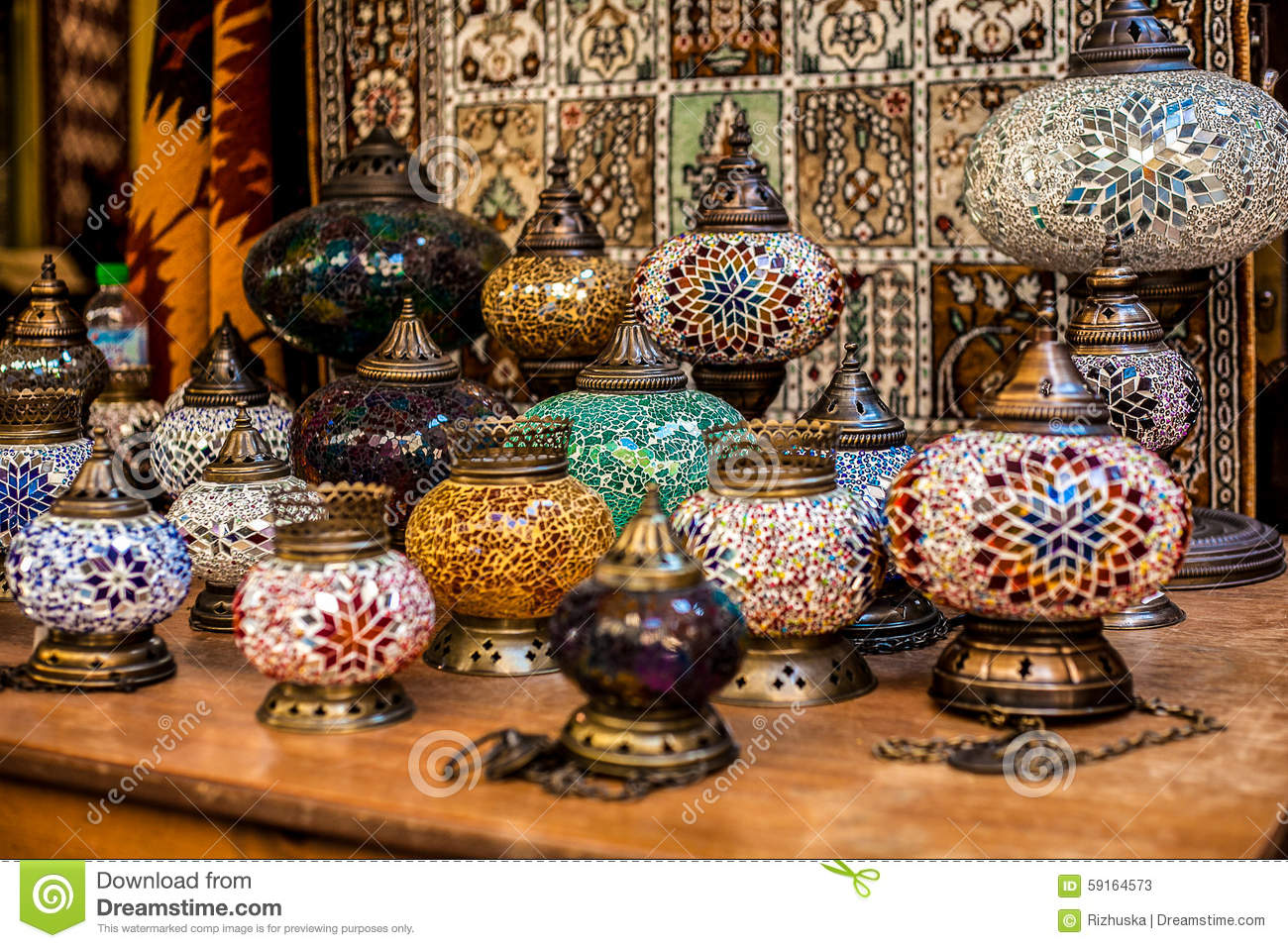 lamps moroccan