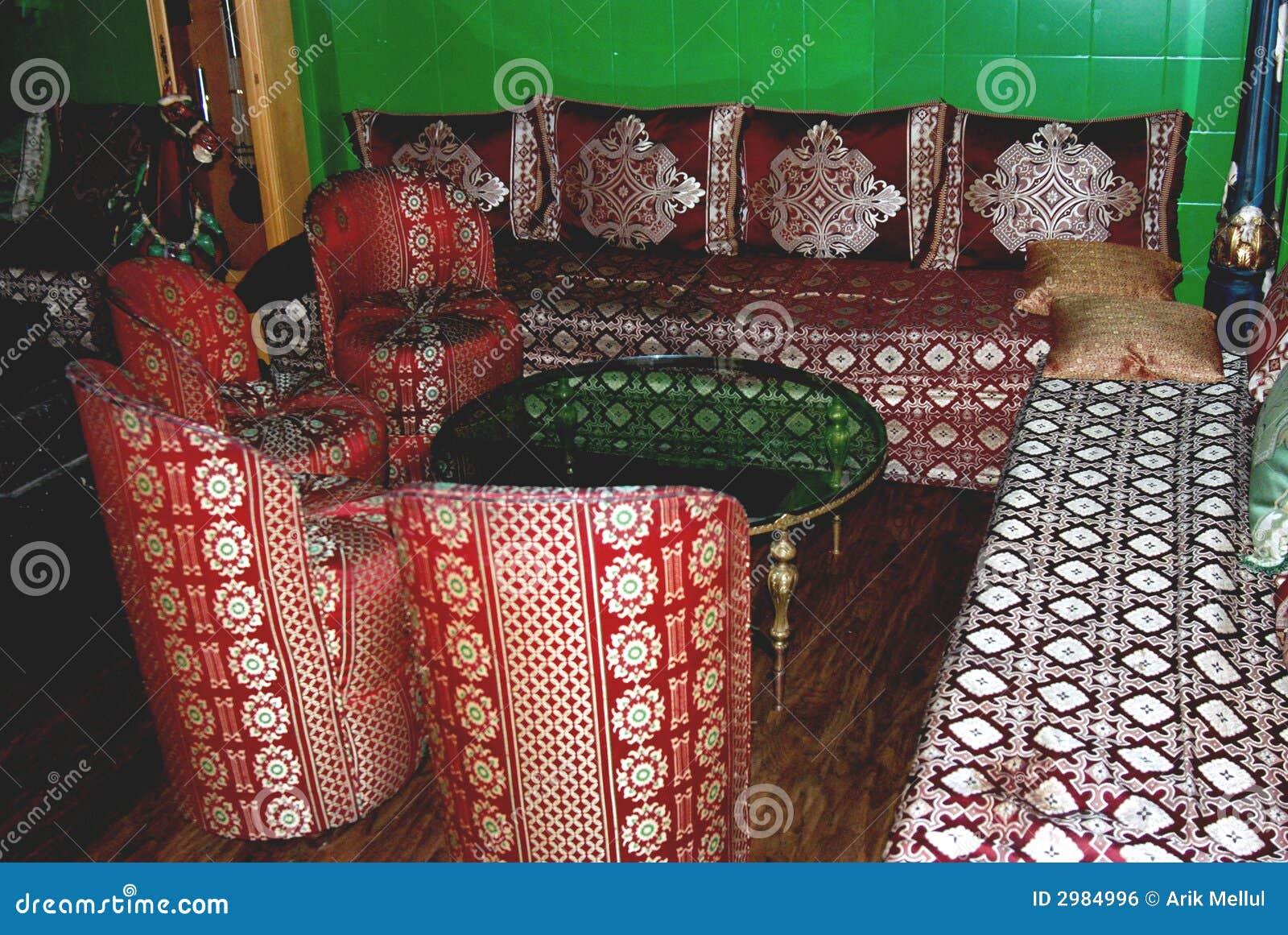 Moroccan Living Room Moroccan Living Room Stock Photos Image 19420993