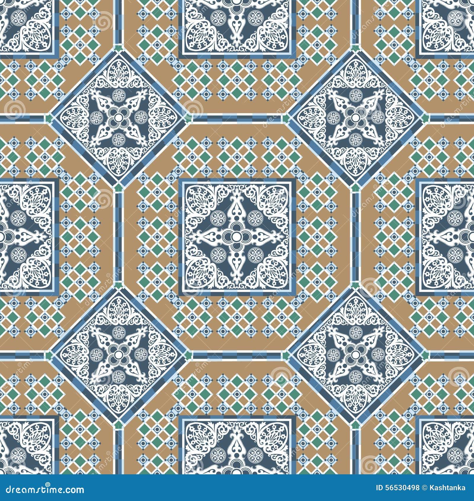 Moroccan Design Moroccan Pattern 3 Stock Vector Image 56530498