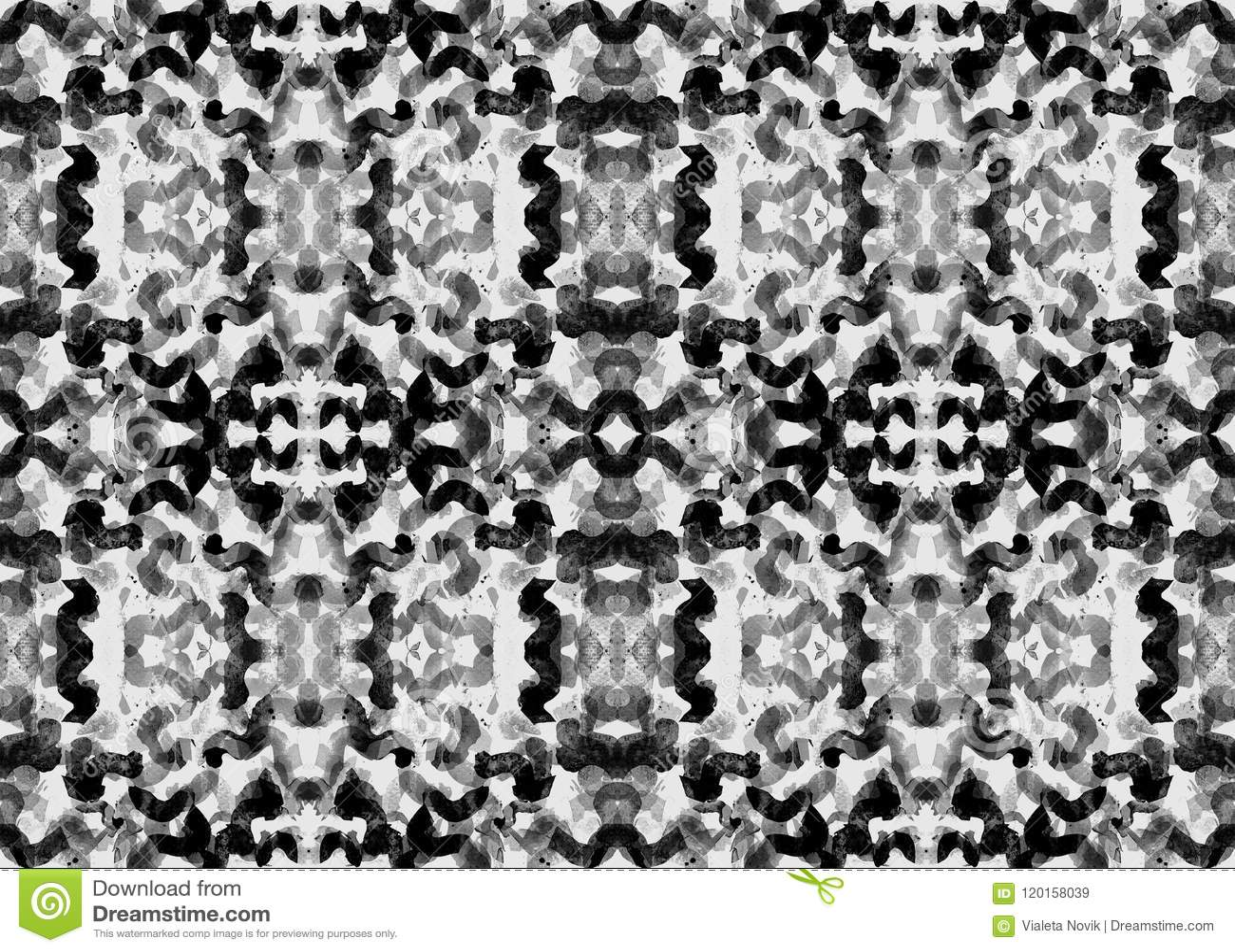 Moroccan seamless pattern.