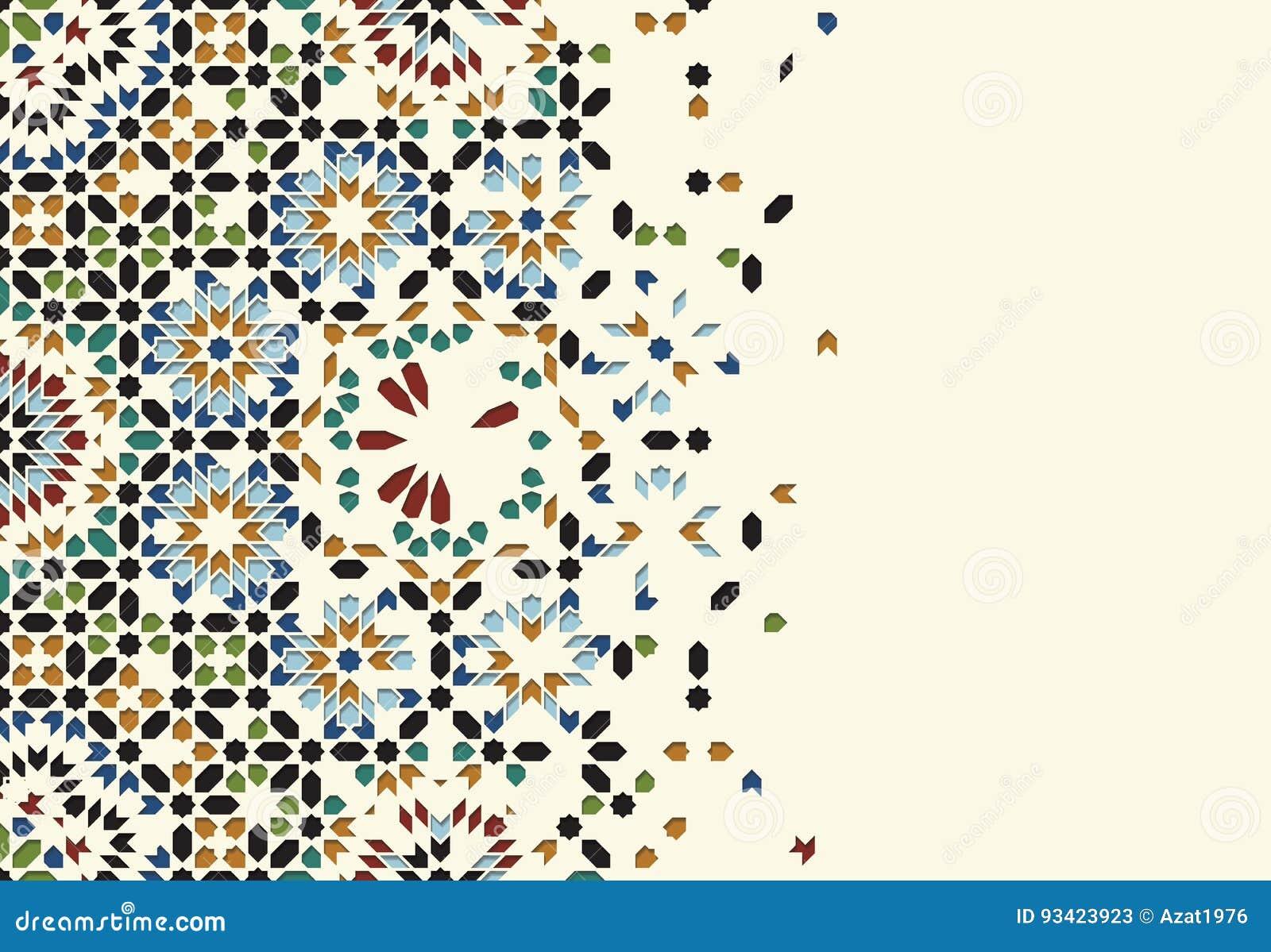 Morocco disintegration template stock vector illustration of download comp toneelgroepblik Choice Image