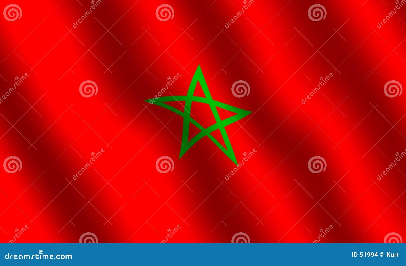 Moroccon bandery