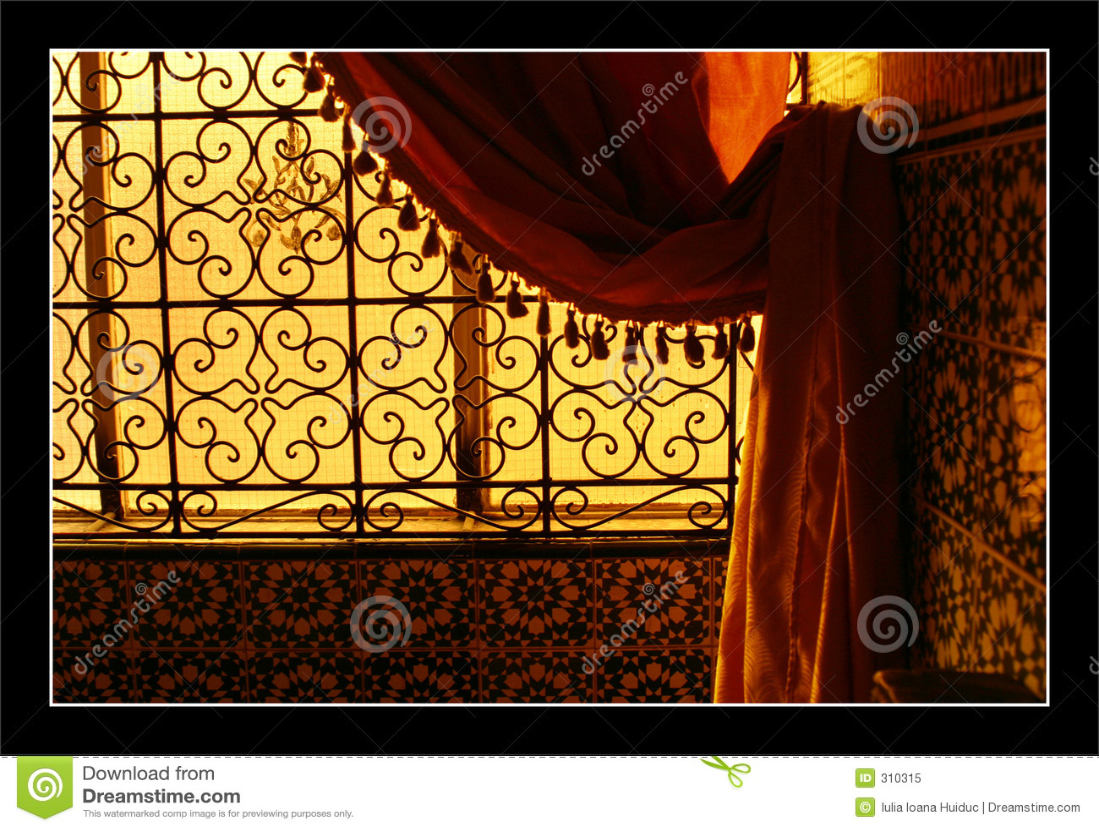 Moroccon wewnętrznego