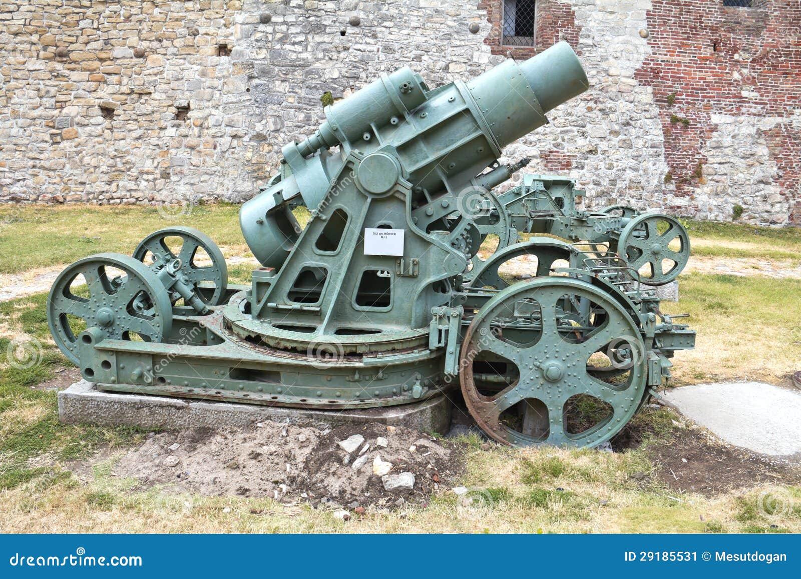 Morser M11 Stock Image  Image Of World  Second  Austria
