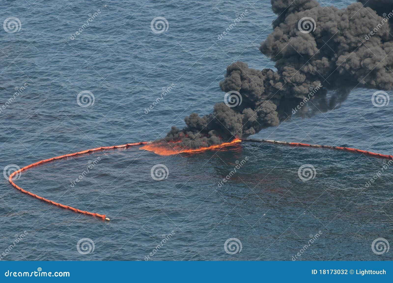 Morserij van de Olie van de Horizon van BP de Diepzee