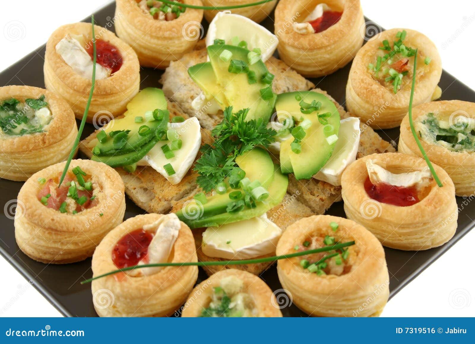 Morsi del camembert ed Au Vonts di volume