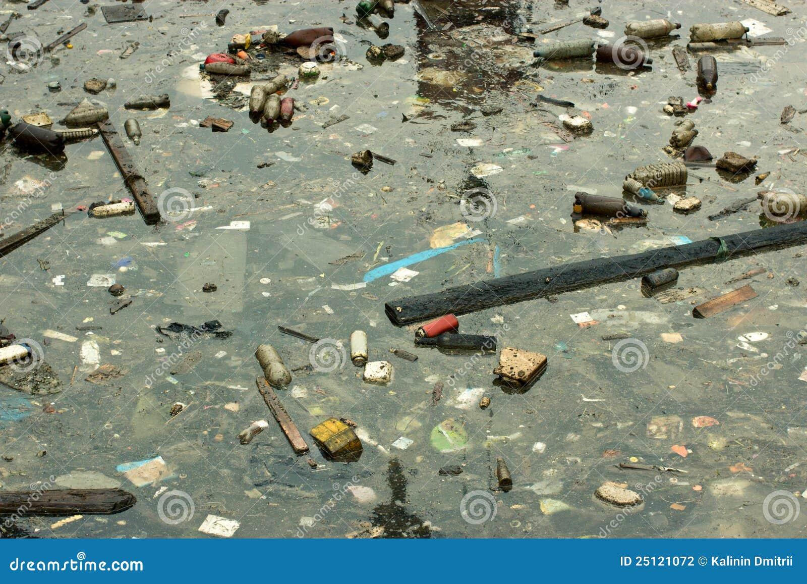 Morski zanieczyszczenie