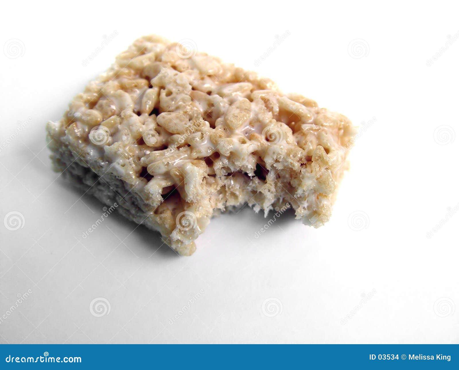 Morso da un biscotto