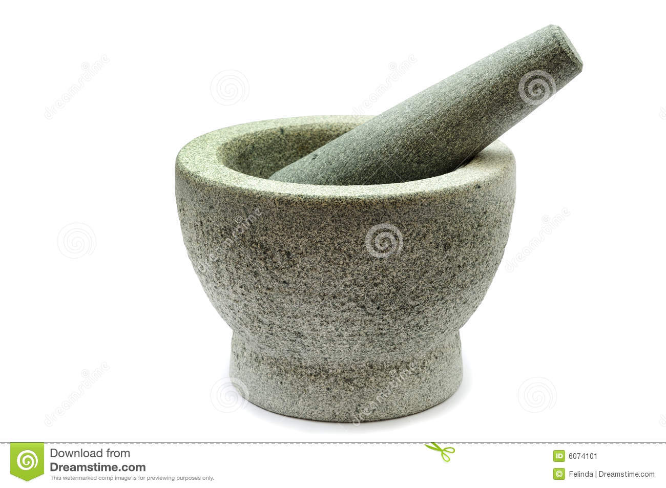 Mortar and pestle royalty free stock photography Motor pestle