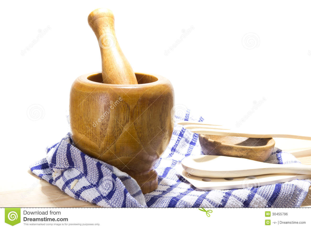 Mortar and pestle royalty free stock image image 30455796 for Traditional kitchen equipments