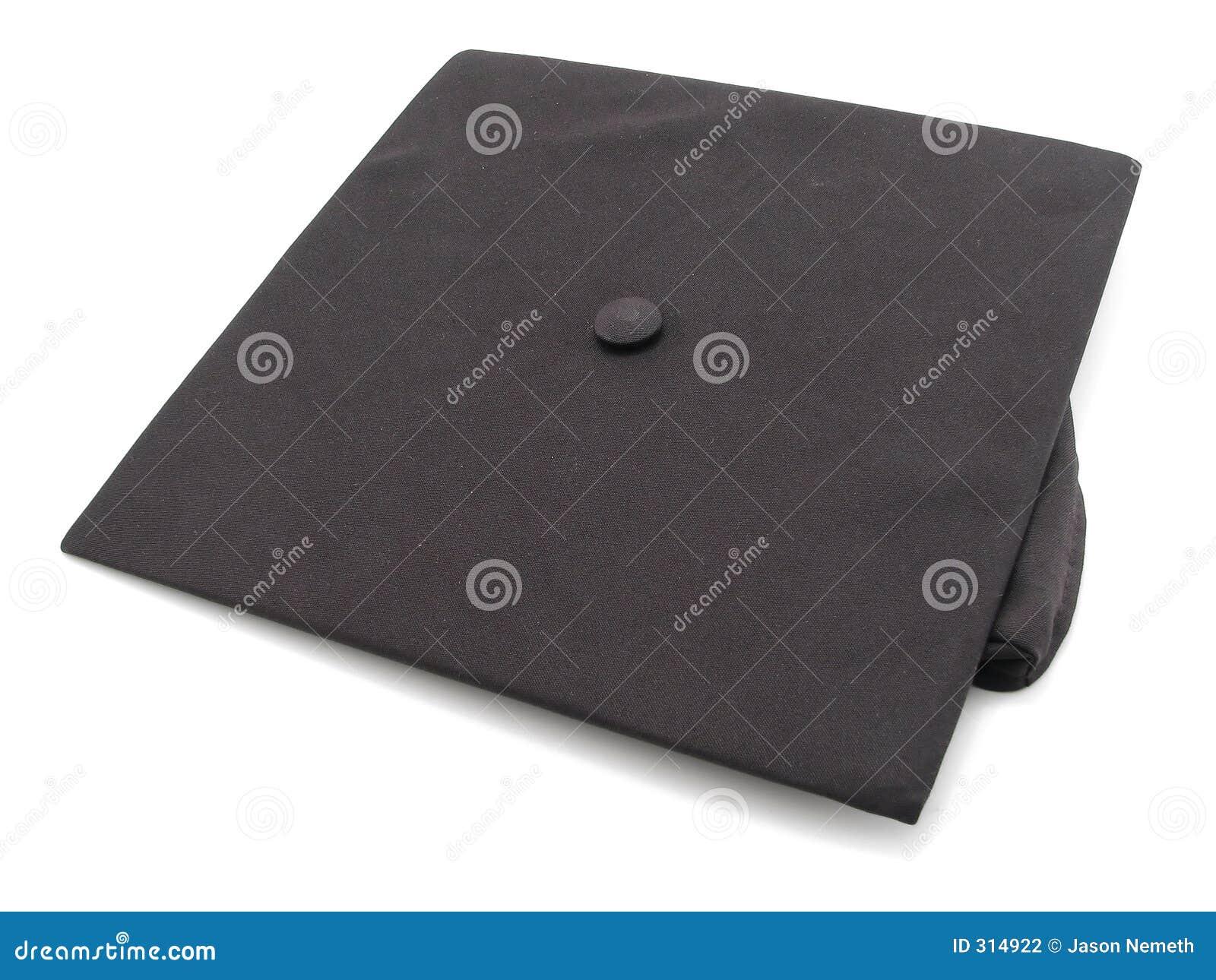 Mortarboard ukończenia szkoły