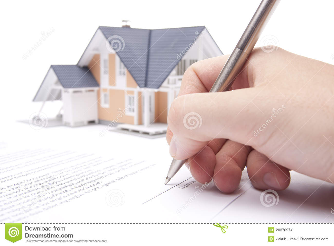 contract of a mortgage A document used by the mortgagee (the lender) to secure a loan in the mortgagor's (the borrower) purchase of real estate.
