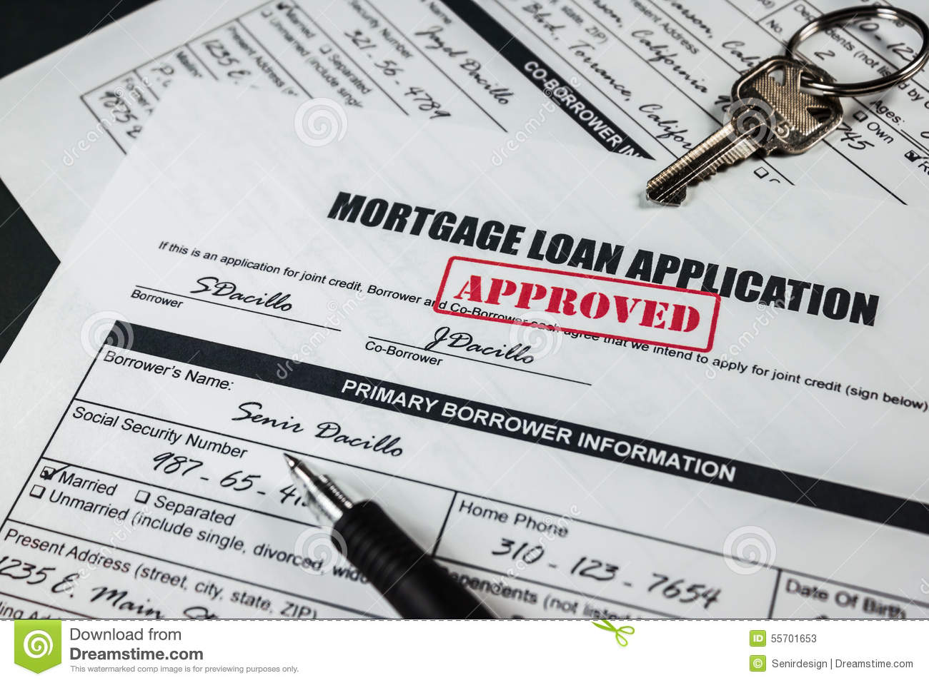 back dating mortgage documents for dummies