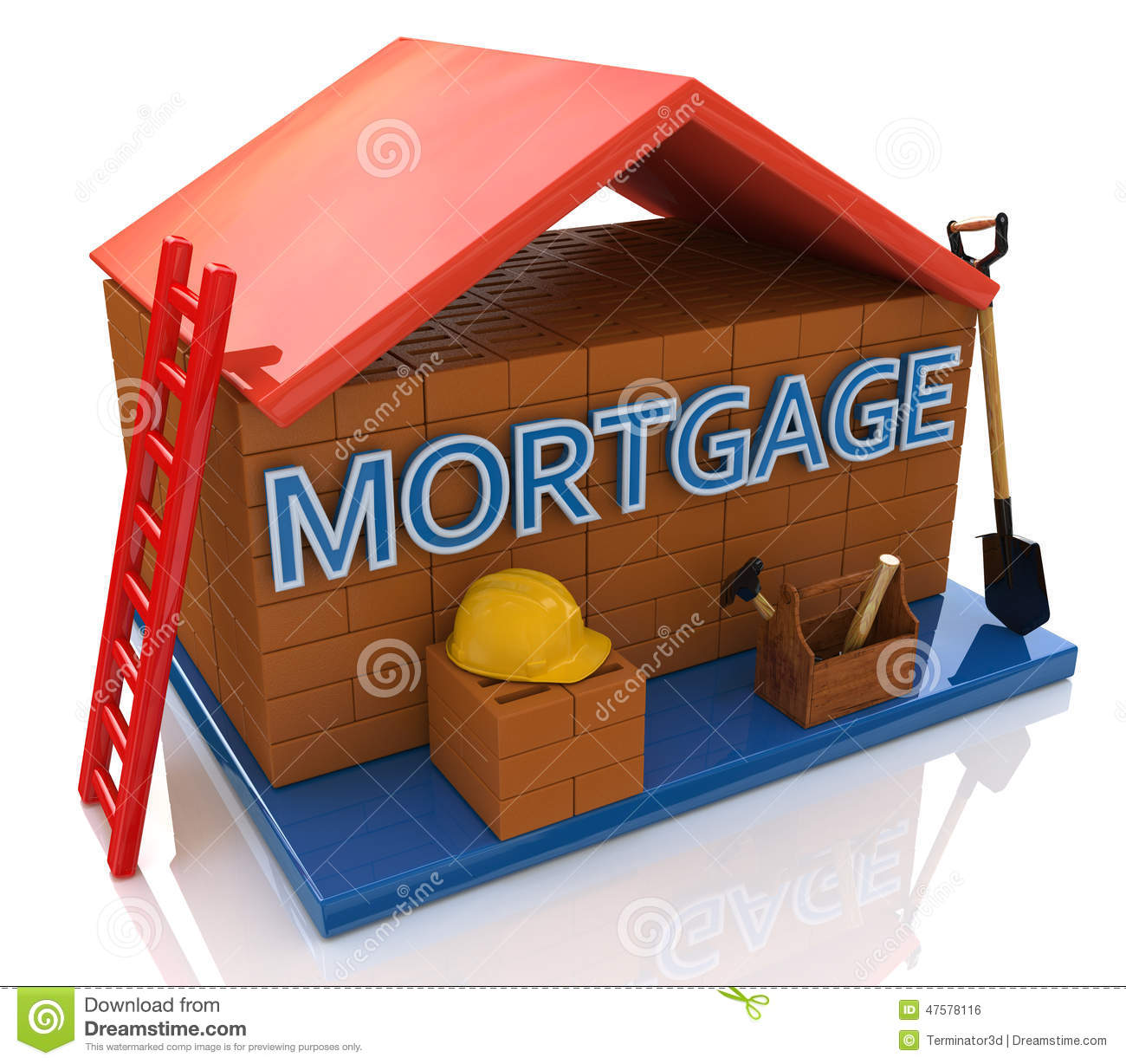 Mortgage To Build House Design Information Related Construction Site