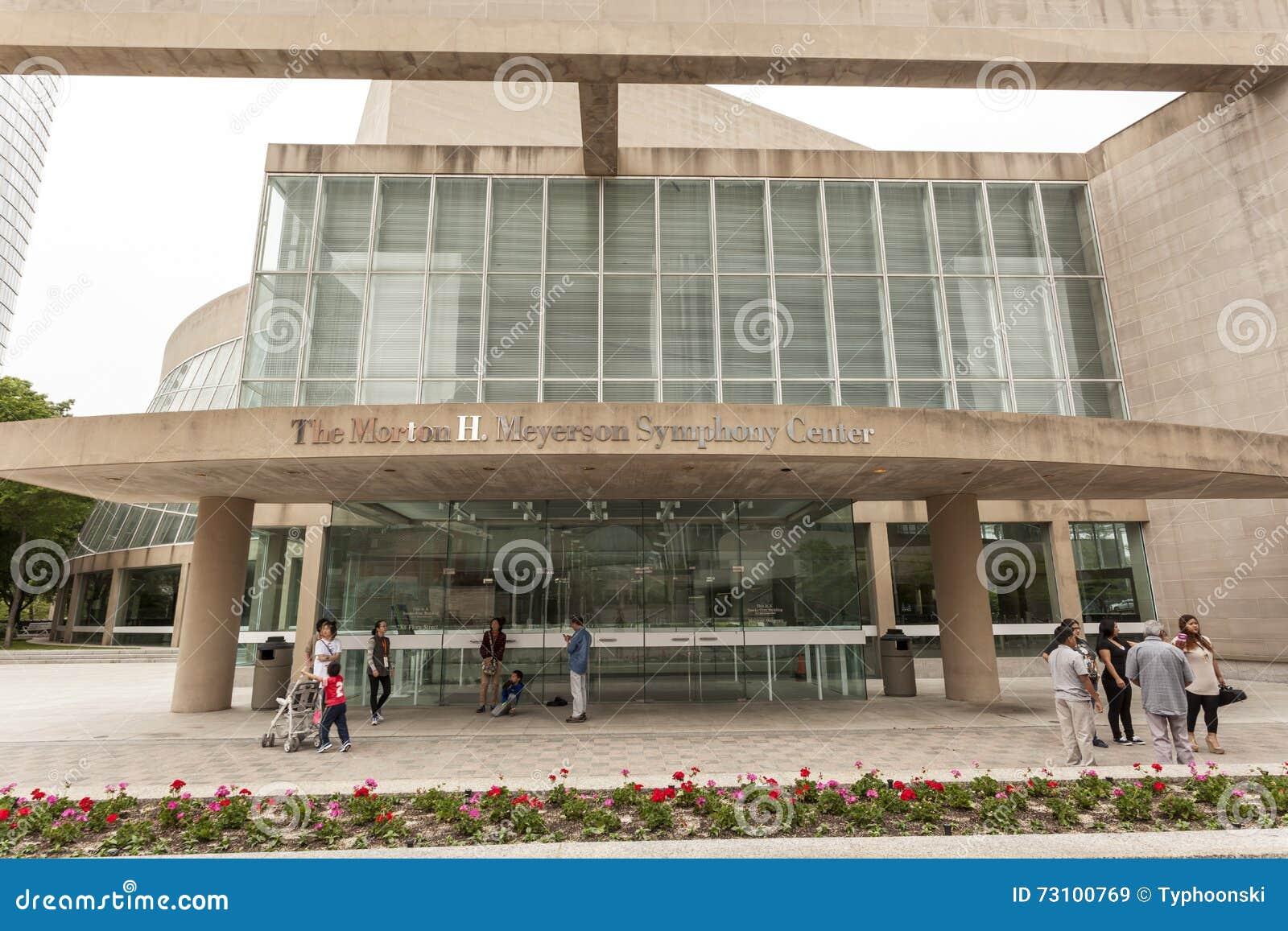 Morton H Het Centrum van de Meyersonsymfonie, Dallas