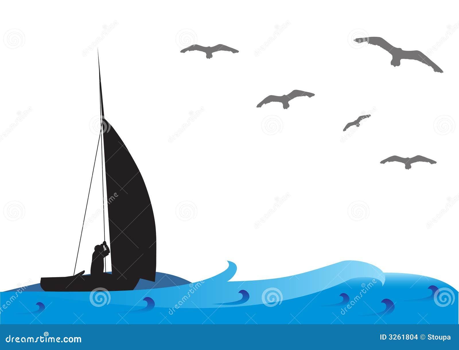 Morze łodzi rybackich