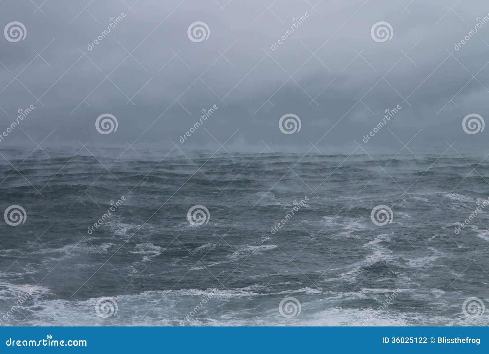 Morze dym