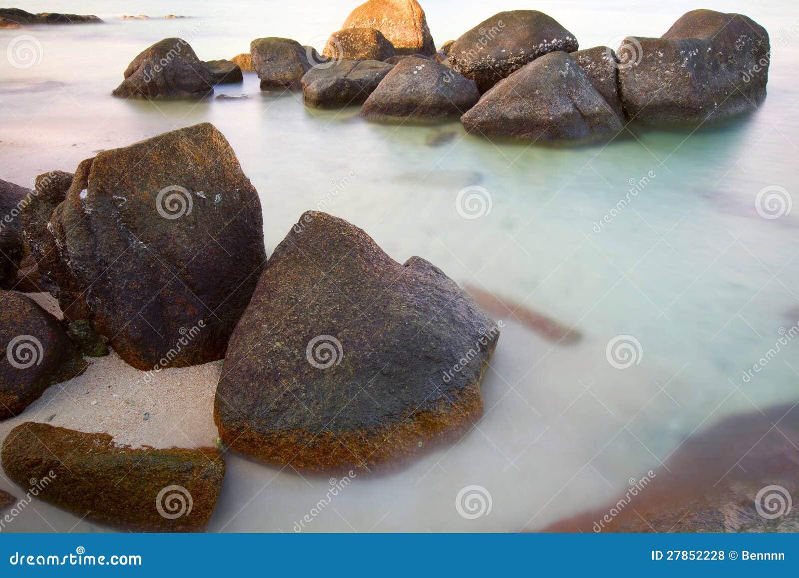 Morze i skała