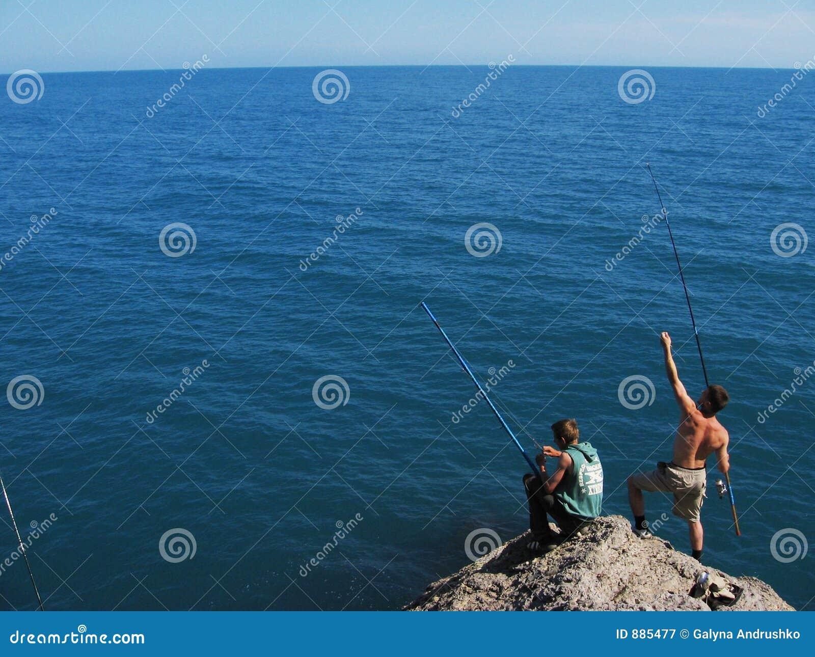 Morze połowów